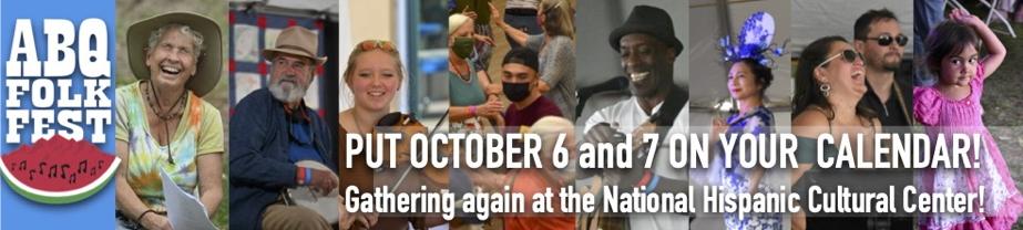 2021 Albuquerque Folk Festival
